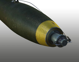 bomb mk 82 3d
