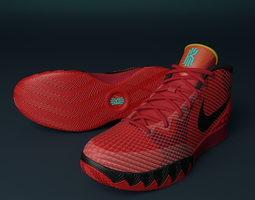 Nike Kyrie 1 3D model