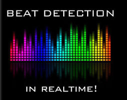 Audio Beat Detection for Unity 3D