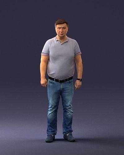 Fat man 0018 3D Print Ready