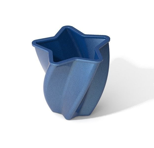 Classic Attractive Star Vase