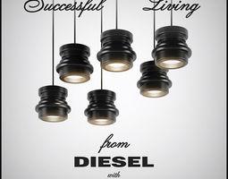 3D model Diesel Tool Sospensione Piccola
