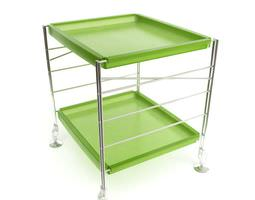 trolley tray 3d
