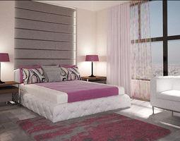 3d print model bedroom