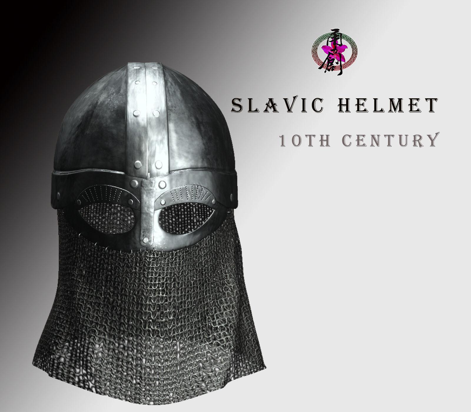 Slavic Helmet - 10th Century
