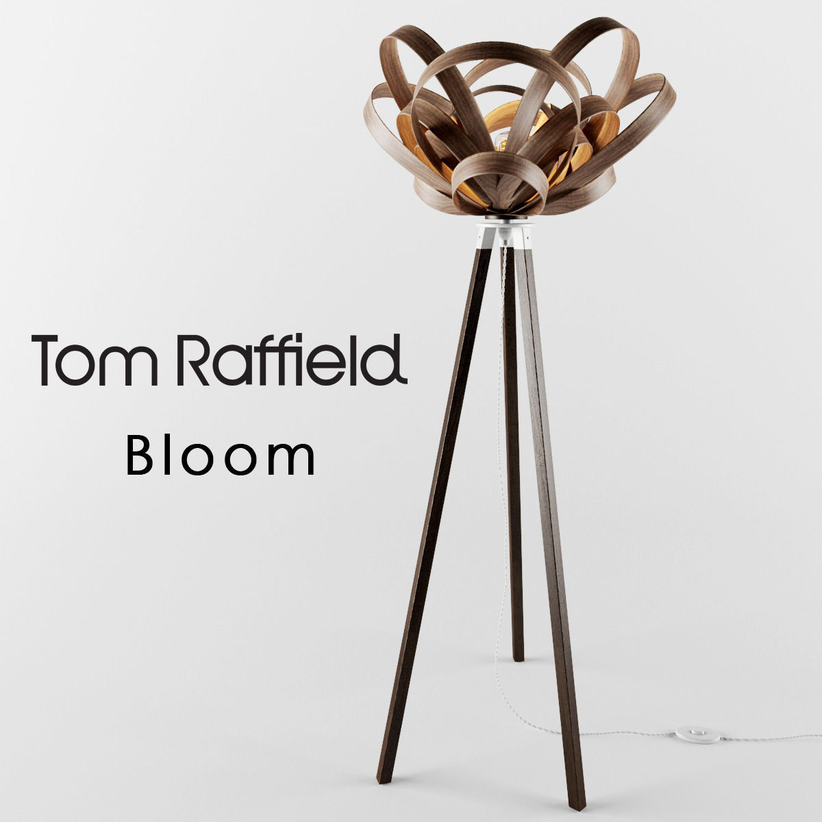 Tom Raffield Bloom 3d Model Cgtrader # Muebles Tom Mobel