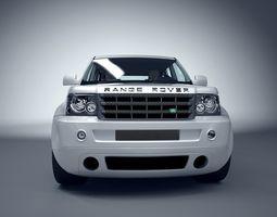 range rover sport 3d