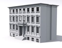 Building 3D alley