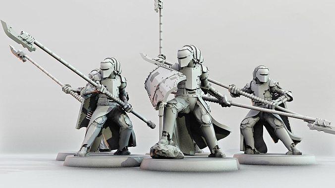 Martian Myadea Guard