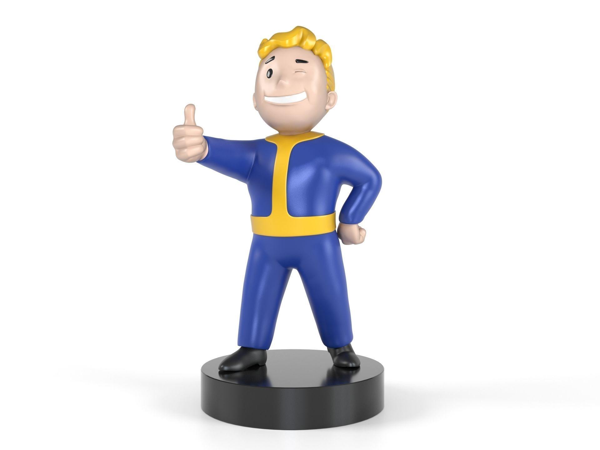Vault boy Fallout