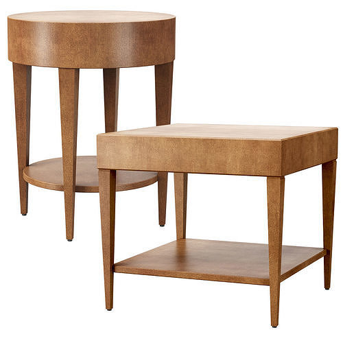 Catalina Side Tables by HBF furniture