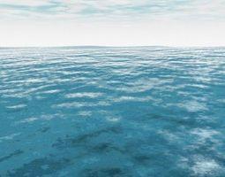 Sea - ocean 3D
