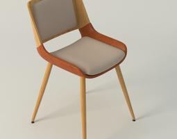 3D model Basil Leisure Chair