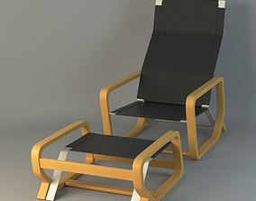 3D Toro Lounge Chair