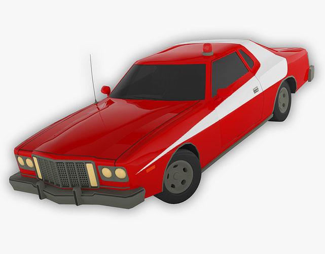 PolyCAR N19 Texture Version