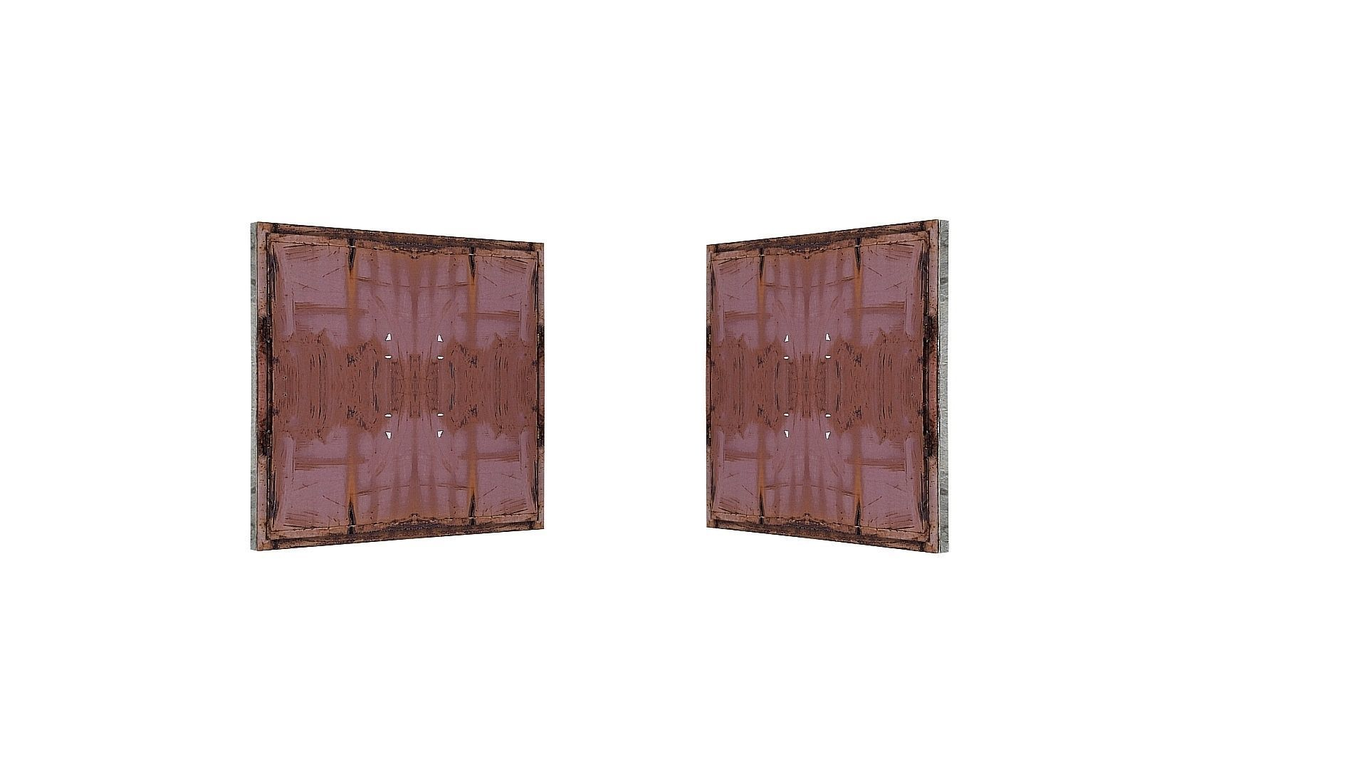 Metal Door 01 05