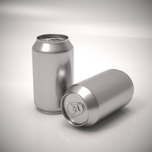 Aluminum Soda Can 3d Model Cgtrader