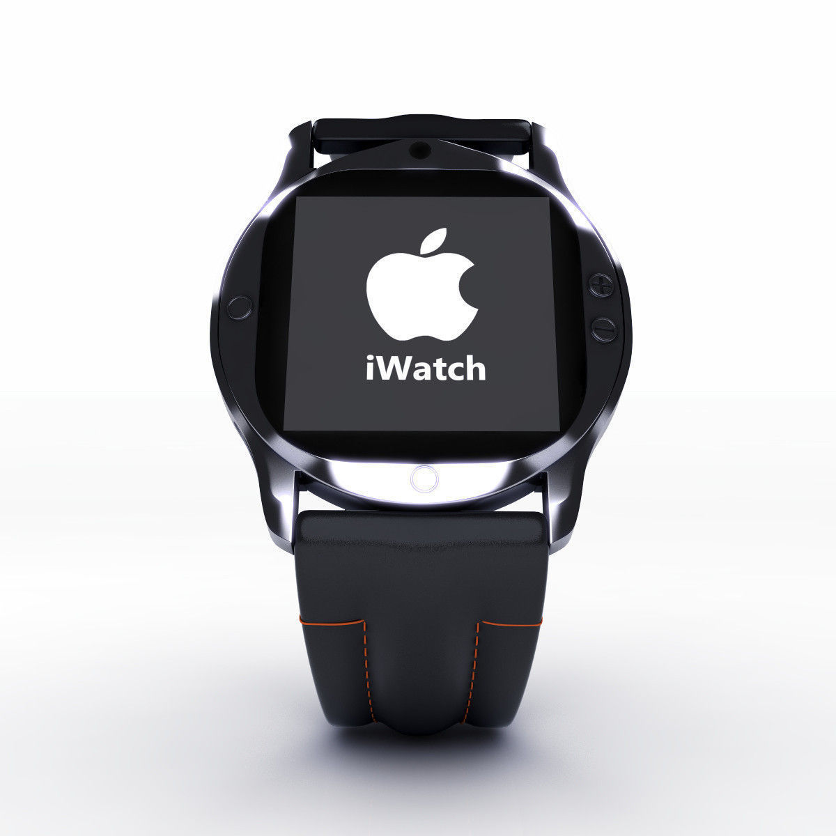 Iwatch 3d Model Max Obj 3ds Fbx Ma Mb Cgtrader Com