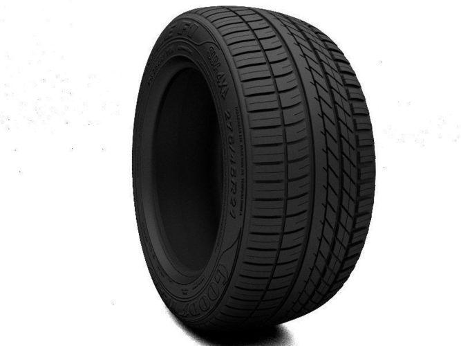 Goodyear Eagle F1 Asymmetric Suv Tire 3d Cgtrader