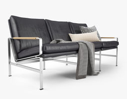 lange 3d models. Black Bedroom Furniture Sets. Home Design Ideas