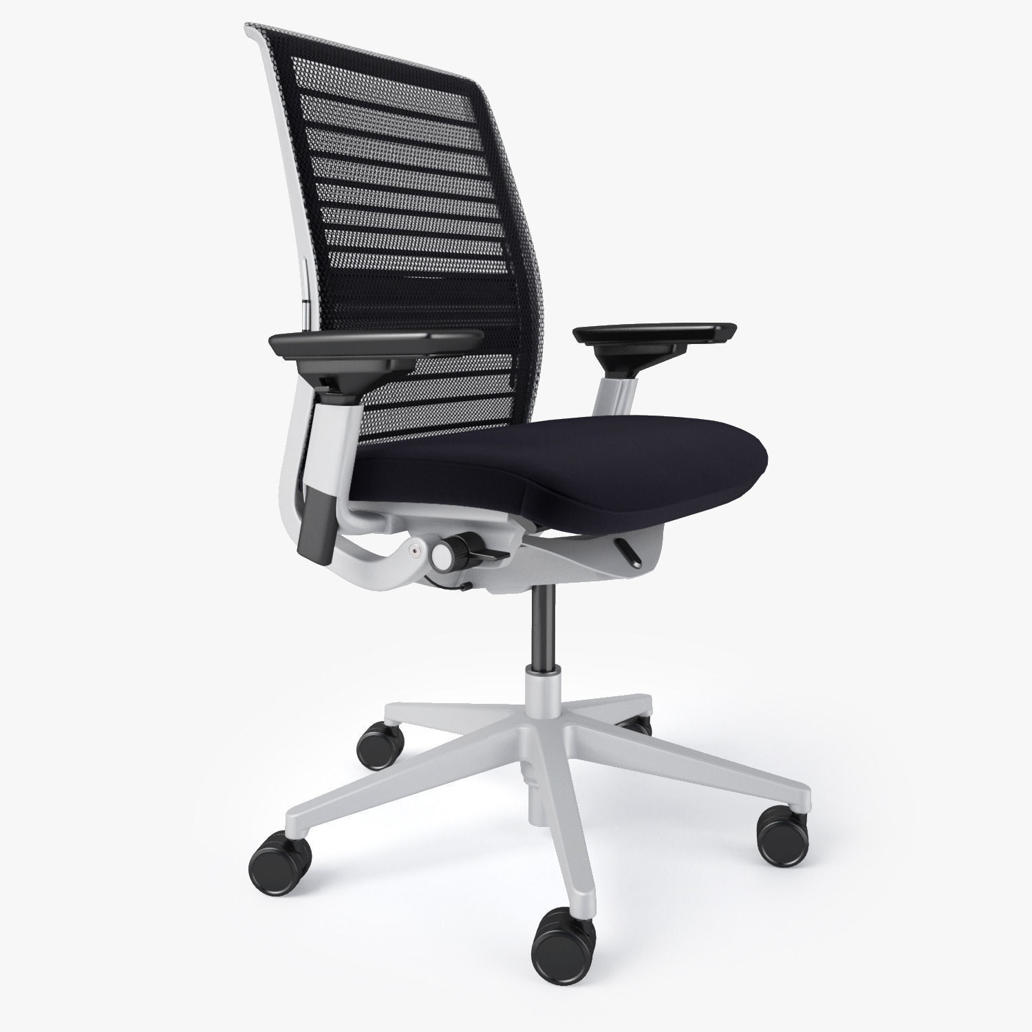 ... Steelcase Think Chair 3d Model Max Obj Fbx Mtl 2 ... Design