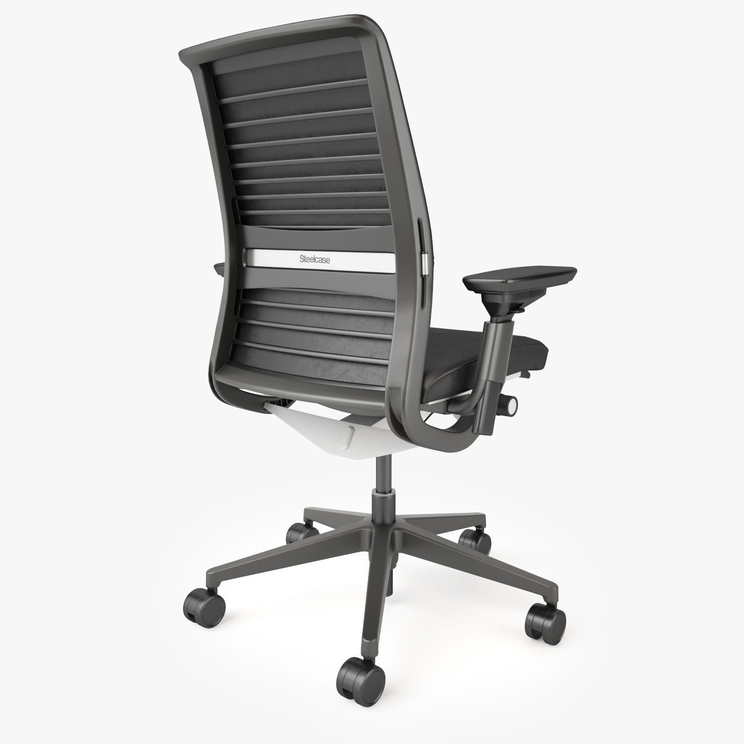 Steelcase Think Operator Chair With Coat Hanger Mesh Back fice