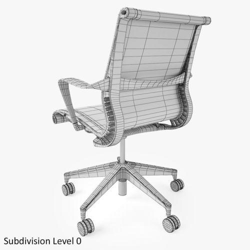 setu office chair. Herman Miller Setu Office Chair 3d Model Max Obj Fbx Mtl 13