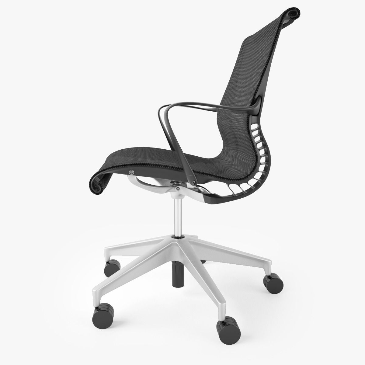 3D model Herman Miller Setu Office Chair CGTrader