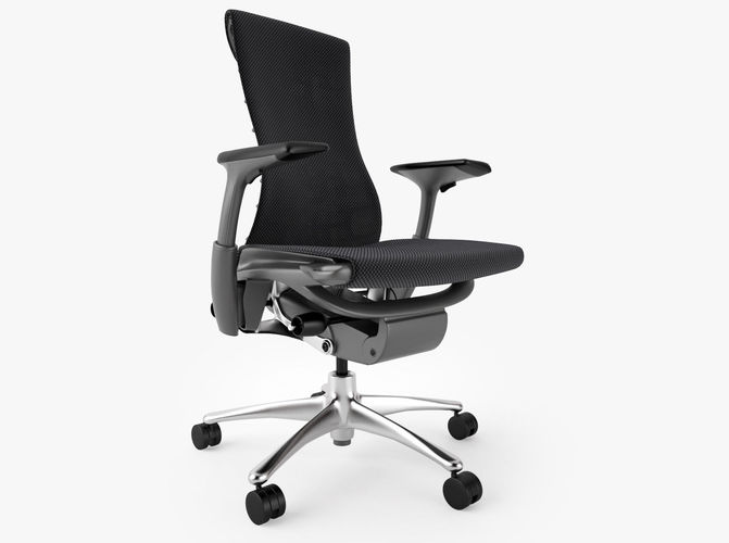 3D model Herman Miller Embody Office Chair CGTrader