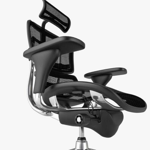 ergonomic office chairs. Top 5 Best Ergonomic Office Chairs 3d Model Max Obj Fbx Mtl 20 S