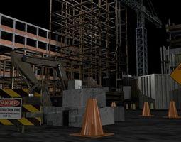 Construction Collection Set 3D