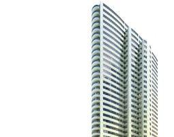 Rounded Skinny Skyscraper 3D model