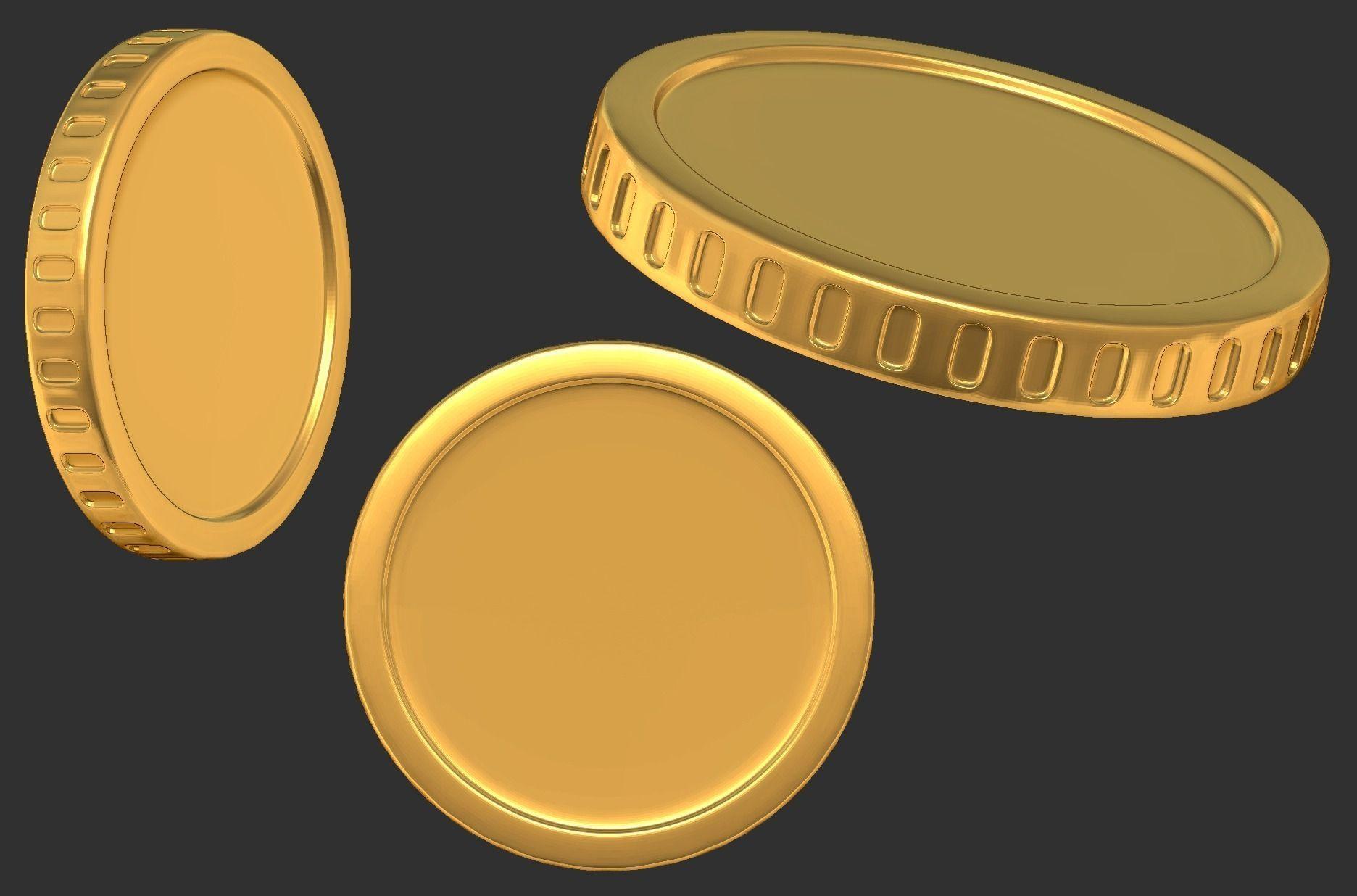 Cash money coin