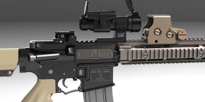 M27 Iar Free 3d Model