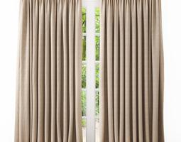 3D Curtain door