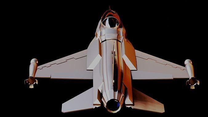 Fighter Jet F16