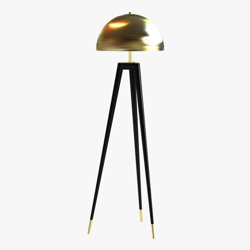 Fife Tripod Floor Lamp 3D model | CGTrader