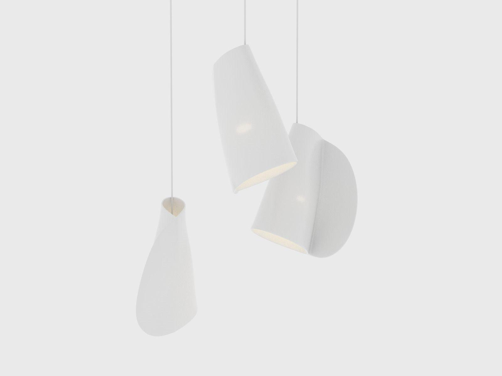 Porcelain pendant lights bocci 3d model cgtrader porcelain pendant lights bocci 3d model obj mtl 3ds c4d 1 aloadofball Choice Image