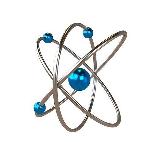 Cartoon Atom v2 003
