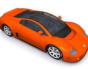 Volkswagen W-12 3D model