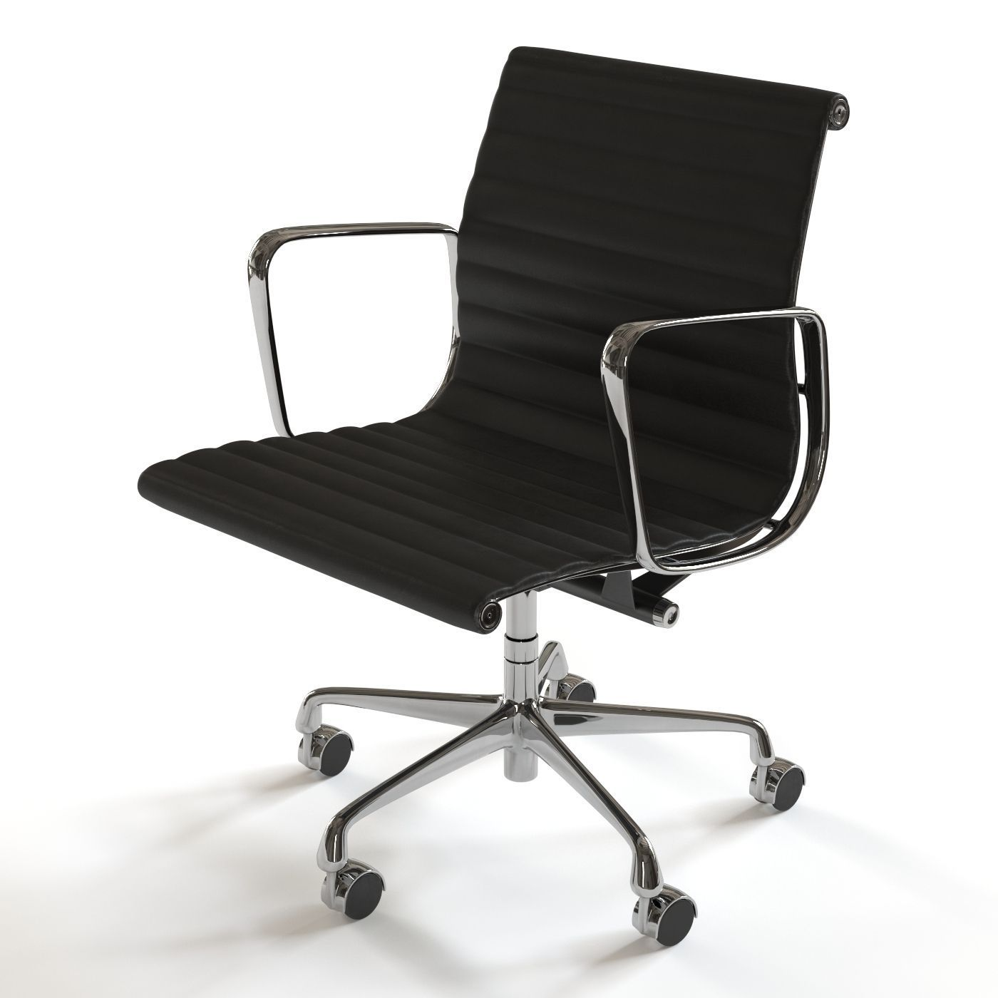 Herman Miller Eames Management Chair 3D