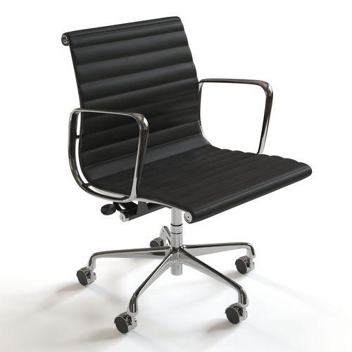 Herman Miller Eames Management Chair 3D model  sc 1 st  CGTrader : herman miller eames chairs - Cheerinfomania.Com