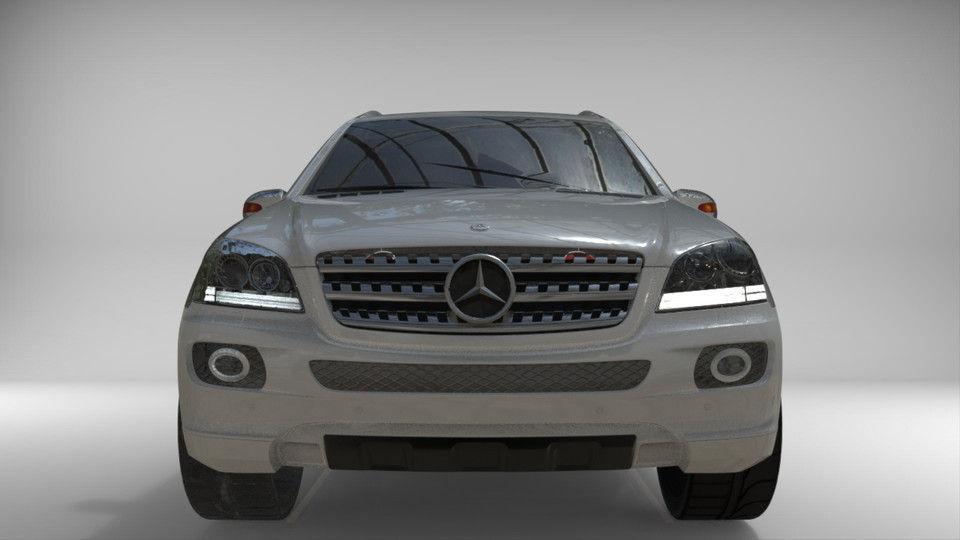 MercedesML byGus