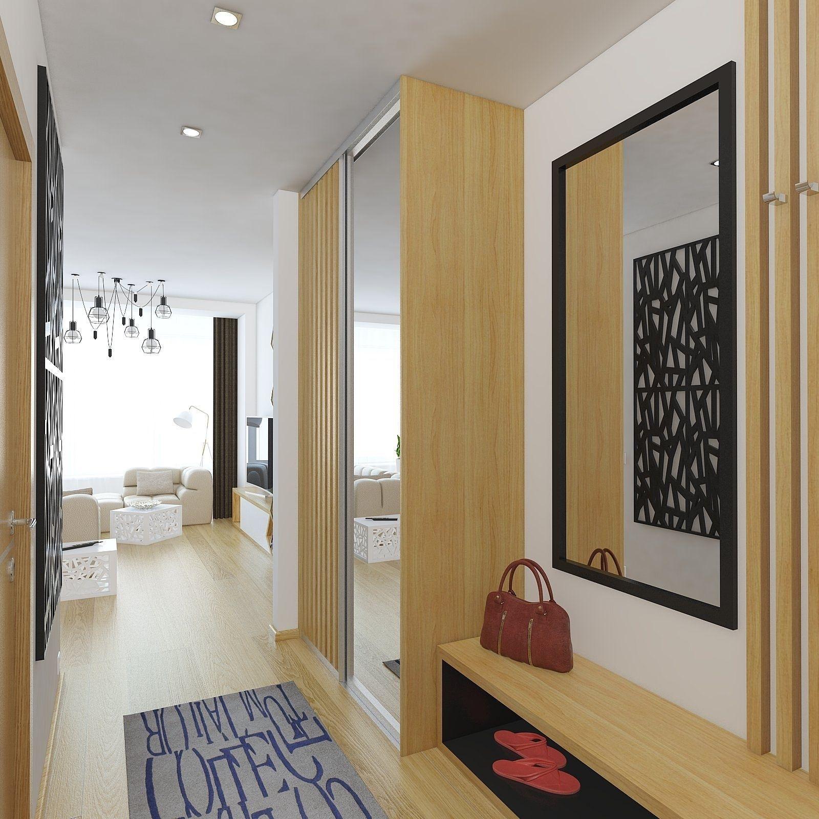 Cozy apartment living room design -  Cozy Apartment Living Room 3d Model Max Obj 3ds Fbx Stl Skp 4