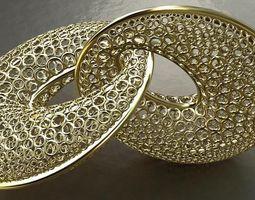 3D Jewelry pendants