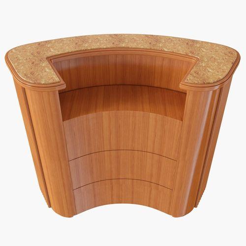 ... Art Deco Bar Cabinet 3d Model Max Obj Mtl Fbx 7 ...