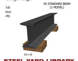 S5 Standard Beam 3D model