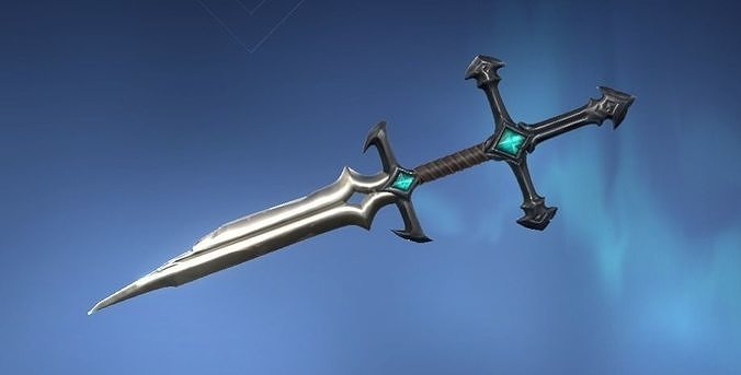 VALORANT BROKEN BLADE OF THE RUINED KING