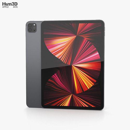 Apple iPad Pro 11-inch 2021 Space Gray