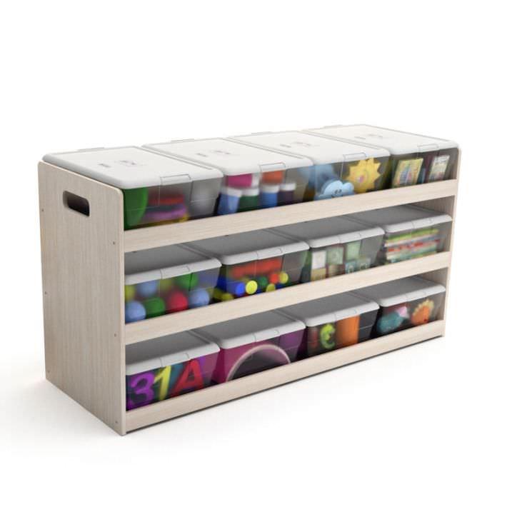 Storage Container Digital